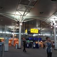 コロ子 in マルセイユ空港
