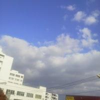 午後2時半札幌の空模様      なまらしばれる~:(;゙゚'ω゚'):サムッ