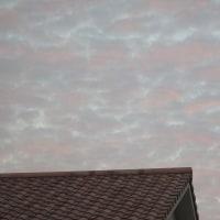 アカネ雲 ?
