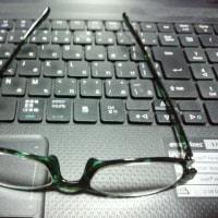メガネ壊れる