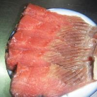 自家製 新巻鮭
