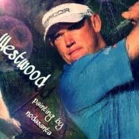 リー・ウェストウッド/英国ゴルフ選手をお絵描きしました!