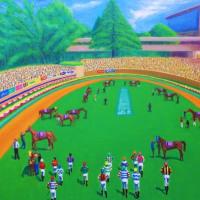 TTが過去5年間で描いた作品(アクリル画、色鉛筆、油絵など)を紹介します。(TT)