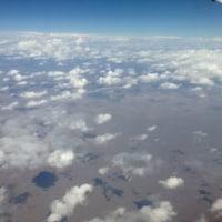台風と雲の影響