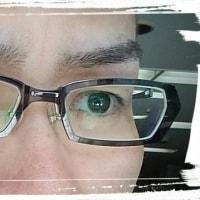 メガネを新調しました