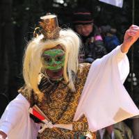 Vol.2020  日南市北郷にある潮嶽(うしおだけ)神社の神楽 (Photo No.14050)