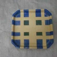 山口さんの八角皿