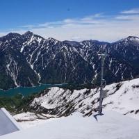 ズルして登る 立山黒部アルペンルート