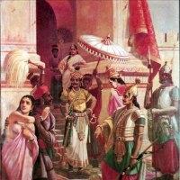 インドの画家ラジャ・ラビ・バルマーが生まれた。