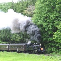 平成の蒸気機関車・只見線(5)