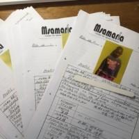 桑波田さんから子供たちのプロフィールが届きました