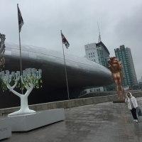 韓国ソウルの不思議な建造物