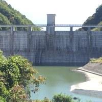 浅川ダム試験湛水14日目