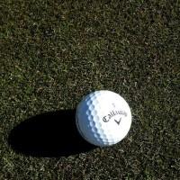 ボールはゴルファーを魔法にかける