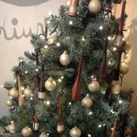 二胡屋のツリー