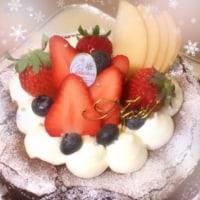 ガトーショコラ Christmasケーキ
