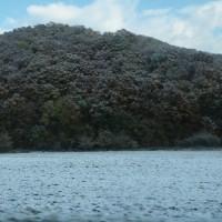 10月の吹雪