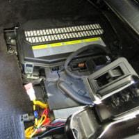 カイエンターボ/エンジンチェックランプとバッテリー交換