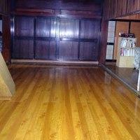 DIY:玄関先板の間の床板張替 総集編