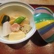 「京都 山崎」三笑亭で筍御膳を食べる