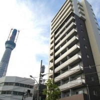 パークアクシス押上|東京スカイツリーの真下に位置する設備充実賃貸マンション!