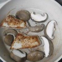 メカジキのバター焼き