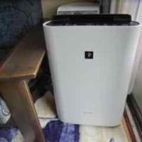 花粉症軽減のために、シャープ 加湿空気清浄機 プラズマクラスター搭載を買いました。