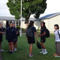 春のニュージーランド留学2017 No.1