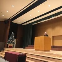 関東学院小学校同窓会たんぽぽの会クリスマス礼拝