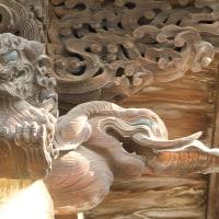 諏訪立川流の諏訪大社秋宮と大隅流の春宮の宮彫探訪(妻女山里山通信)