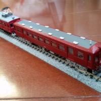 近鉄 大阪線、宇治山田発上本町行きの初代鮮魚列車を再現してみたい。