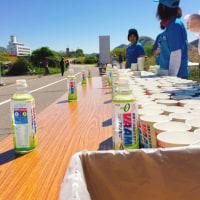 ぎふ清流ハーフマラソンボランティア