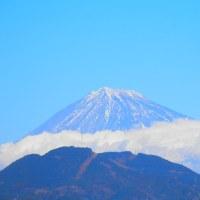 信州・箱根での美術館巡り ~北斎が描いた富士  その終わり)凱風快晴