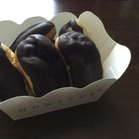 私のチョコエクレア