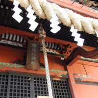 中氷川神社(所沢市三ヶ島)