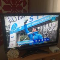 練馬こぶしハーフマラソン奉仕!