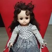 人形の修繕その2 ドレスを作ろう