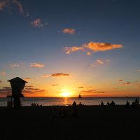 2016年Hawaii(その26)最後の晩餐はハウツリーラナイで。