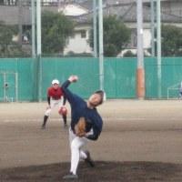文京高校野球部紅白戦