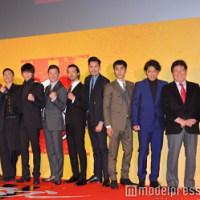 「新宿スワンⅡ」レッドカーペット&完成披露試写会 行きたかったなぁ。