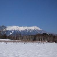 17年3/28~今日の御嶽山~仔馬
