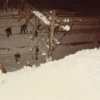 大雪崩の記憶