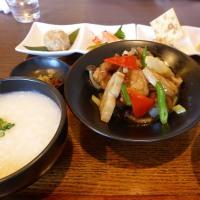 中国料理・シンフーのランチに行って来ました。