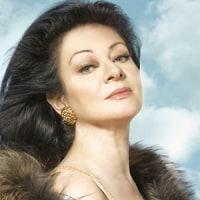 小さな訃報記事「イタリアのソプラノ歌手ダニエラ・デッシーさん逝去」23日夕刊