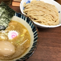 つけめん 三三㐂@神奈川県川崎市 「味玉 煮番搾り」