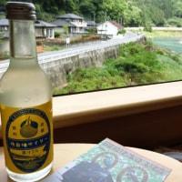 球磨の色彩弁当と郷土料理つぼん汁セットと球磨川の風景☆JR九州D&S列車「かわせみやませみ」に乗る霧島・人吉の旅⑪