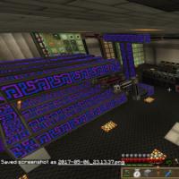 マイクラ日記 AE2倉庫作成