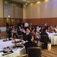 『世川行介さんを声援する宴』の光景 6
