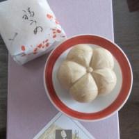 以前もいただいた 福岡市 花月堂寿永 「福うめ最中」 やっぱり美味しい!