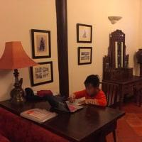 ガバナー・ハウスをエンジョイしたラタナキリ滞在